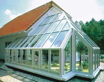 На крыши с относимо большими нагрузками, используют специальные стеклопакеты...